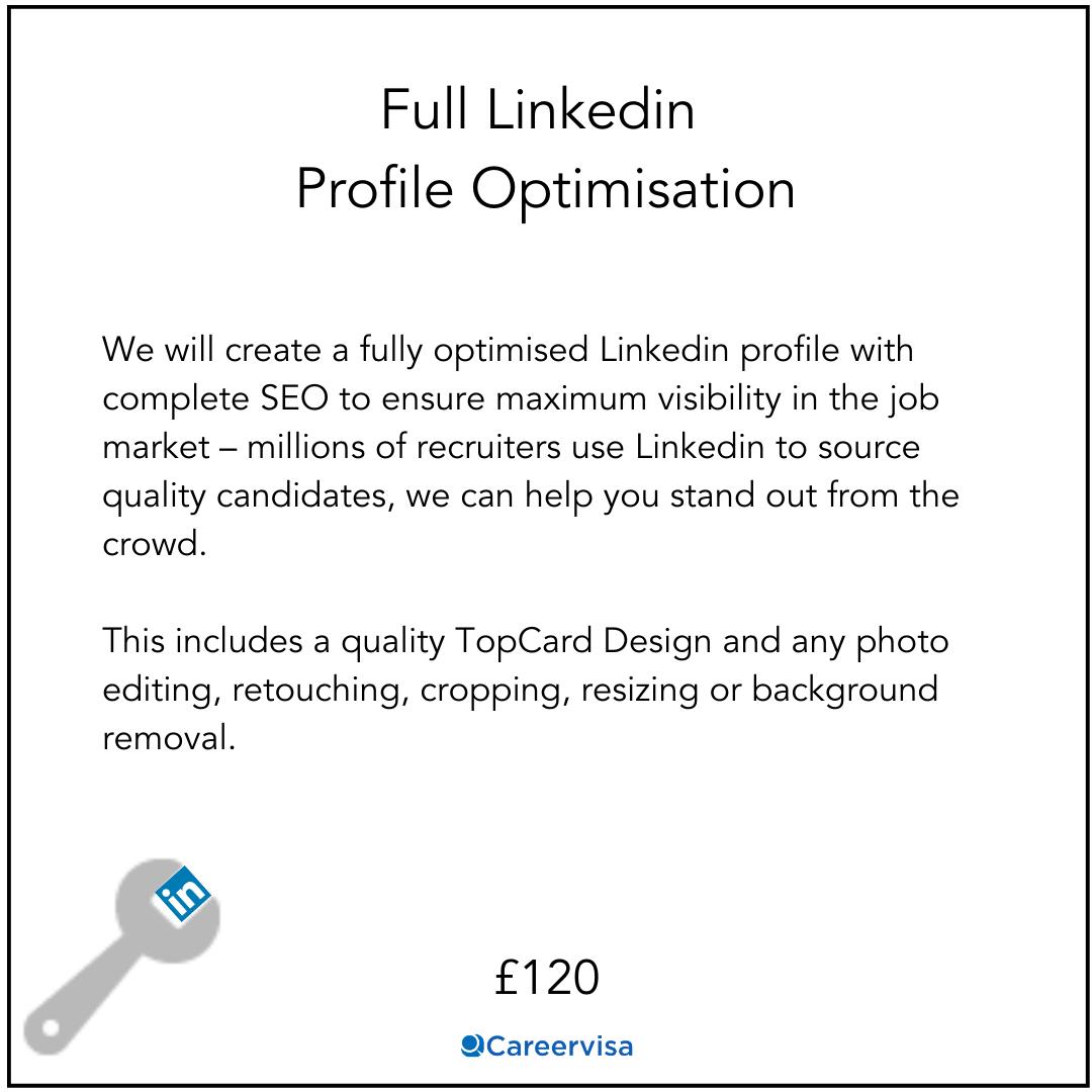 careervisa-services-pricing-full-linkedin-profile-optimisation